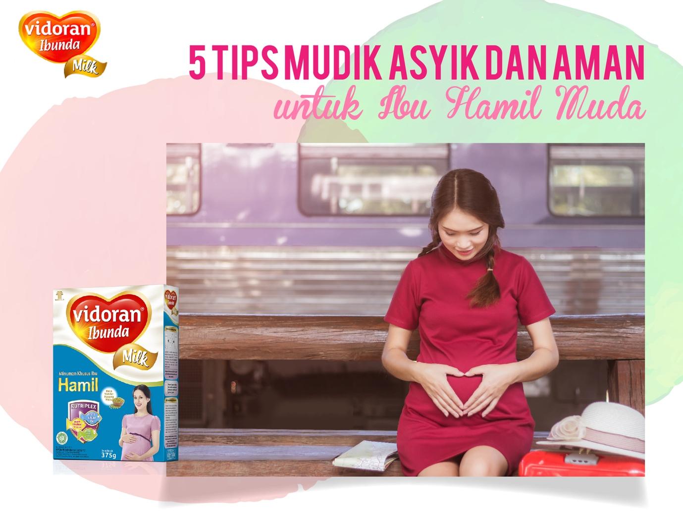 5 Tips Mudik Asyik dan Aman untuk Ibu Hamil Muda