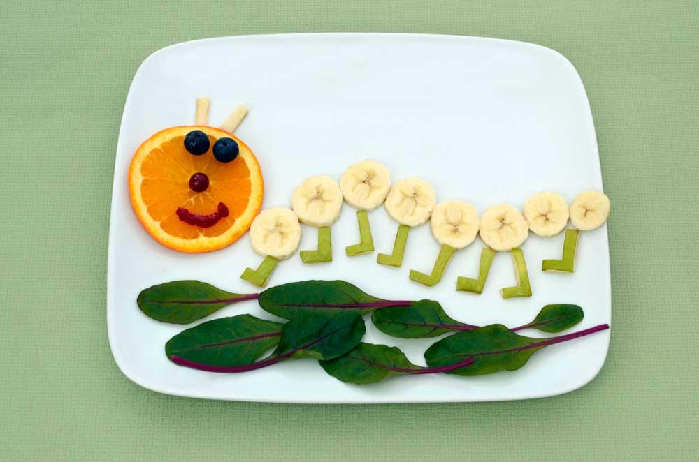 Cara Kreatif Membuat Anak Suka Makan Sayur Sejak Dini