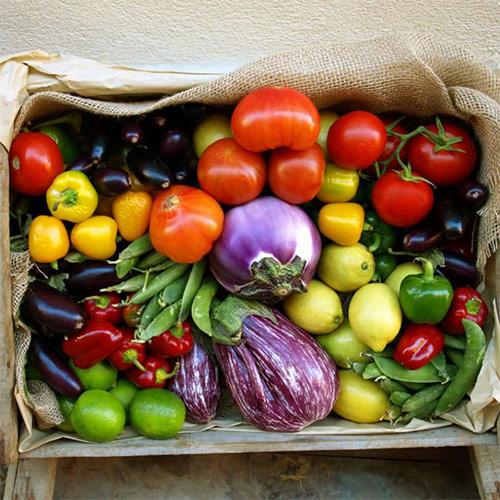 Kenali Khasiat Makanan dari Warna-warninya