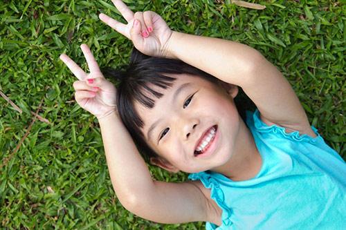 Kenali Tanda-Tanda Anak Sehat