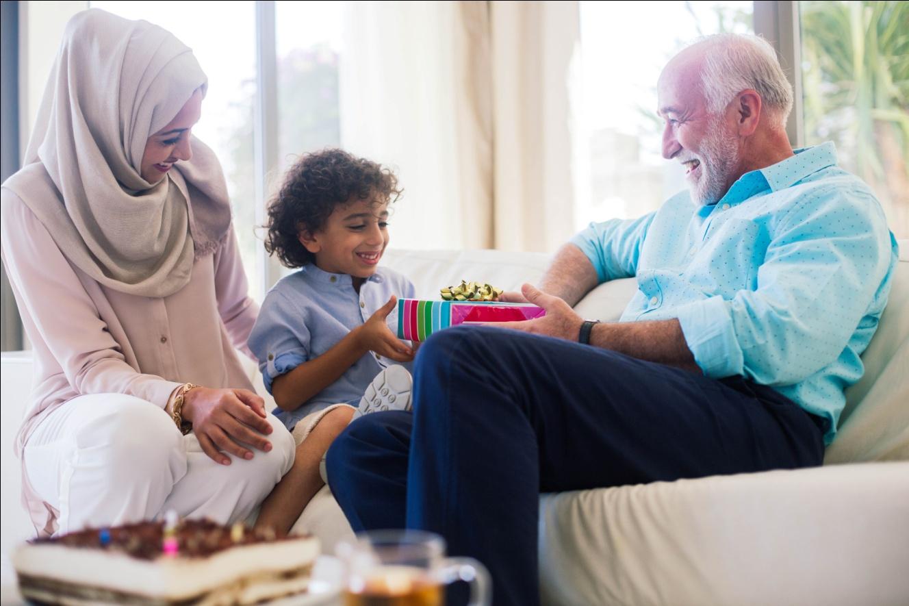 Mengajak Anak Bersilaturahmi dan Manfaatnya