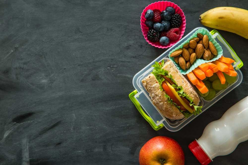 Nutrisi Yang Wajib Ada Di Menu Bekal Sekolah