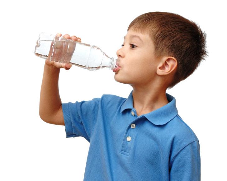 Bahaya Dehidrasi Pada Anak
