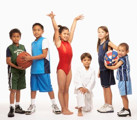 Tips Agar Anak Tak Cedera Saat Olahraga