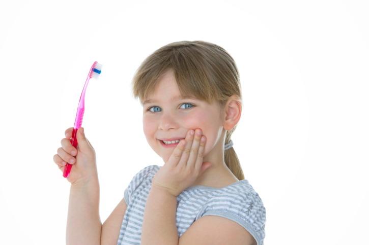 Agar Anak Rajin Menggosok Gigi