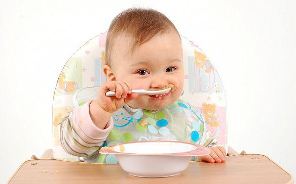 Bayi Butuh Asupan Lemak Baik Setiap Hari