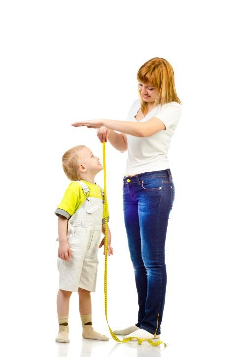 Fakta tentang tinggi tubuh anak