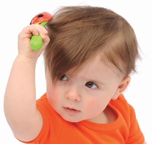 Ingin Rambut Si Kecil Indah?