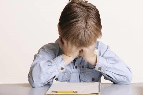 Kenali dan  Atasi Stres Pada Anak