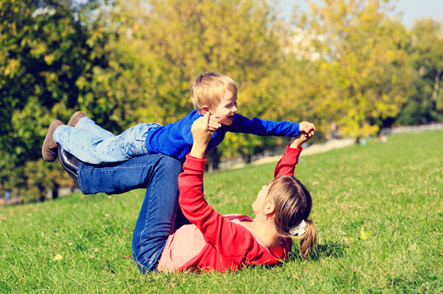 Dampingi Masa Emas Perkembangan Otak Anak