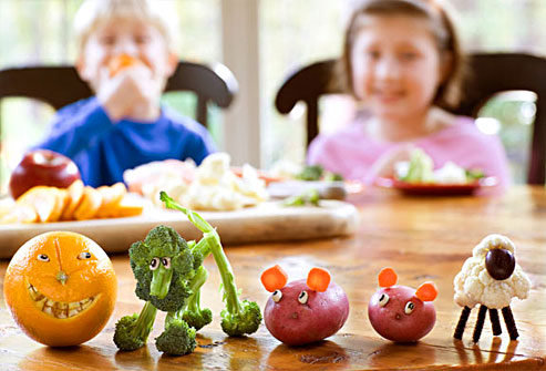 Pentingnya Vitamin E Bagi Anak