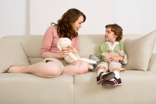 Perkembangan bahasa anak usia 4-5  tahun