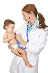 Segera Bawa Anak Sakit Ke Dokter Bila