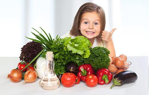 Serat Sehatkan Fungsi Pencernaan Anak