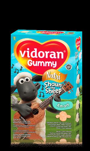 vidoran gummy Xmart