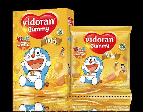 vidoran gummy Vitamin C