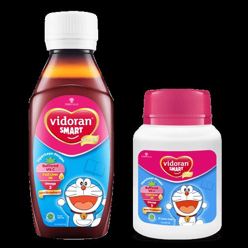 vidoran Smart Vitamins Strawberry