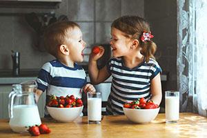 Pahami Aturan Snack Time Untuk Anak
